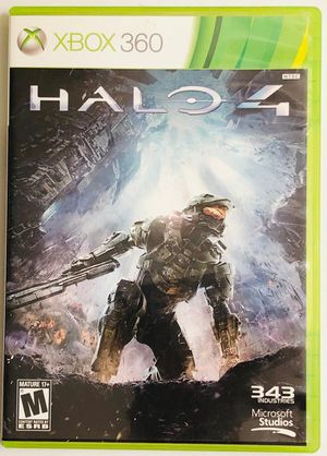 HALO 4 XBOX 360 GAME for Sale in Chicago, IL