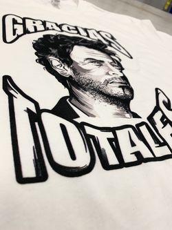 Gracias Totales T shirt Thumbnail