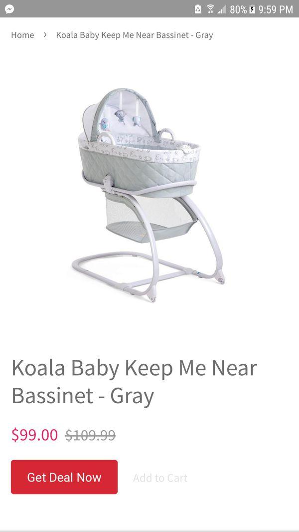 Koala Baby Keep Me Near Bassinet For Sale In Dallas Tx Offerup