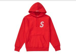 Supreme S Logo Hoodie Brand New Size L RARE SOLD OUT for Sale in Bethesda, MD