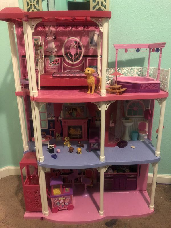 Barbie Doll House For Sale In Jacksonville Fl Offerup