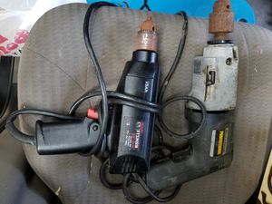 3/8 drill and Professional drill for Sale in Clayton, NC