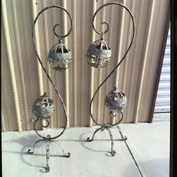 Outdoor Decorative Candle Holders Thumbnail