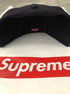 Supreme New Era Script Fitted for Sale in Palm Springs 02637b81f