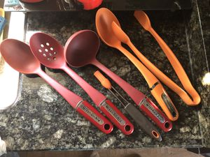 Kitchen Aid Spoons/Laddles for Sale in Alexandria, VA