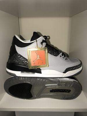 watch 4c3e7 731e1 ... shop air jordan iii retro wolf grey men sz 9.5 10.5 brand new 200 each  for