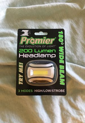 Promier Headlamp for Sale in Portland, OR
