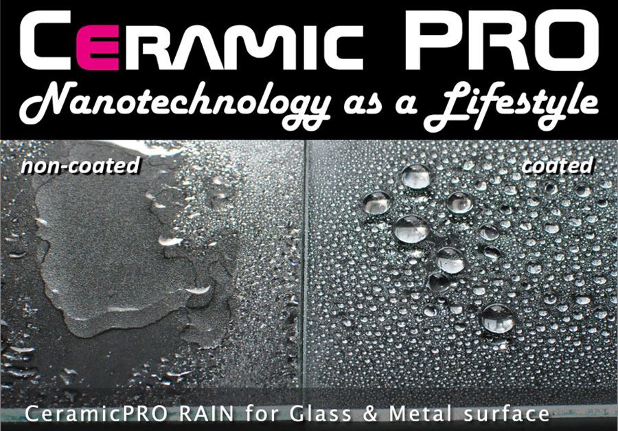 Protect your vehicle with ceramic coating