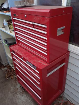 Craftsman tool box for Sale in Seattle, WA
