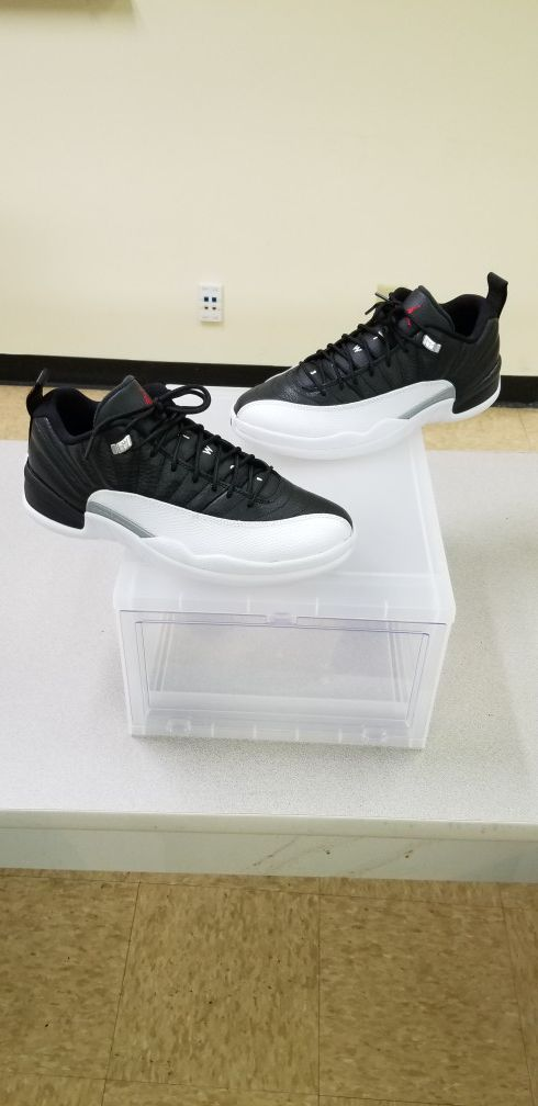 best service c681a 67b6c WORN TWICE Nike Air Jordan 12 XII Retro Low Playoff