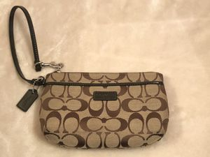Large Coach Wristlet - Brand New for Sale in Arlington, VA