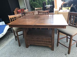 Dining Table With 2 Chairs For Sale In Auburn WA