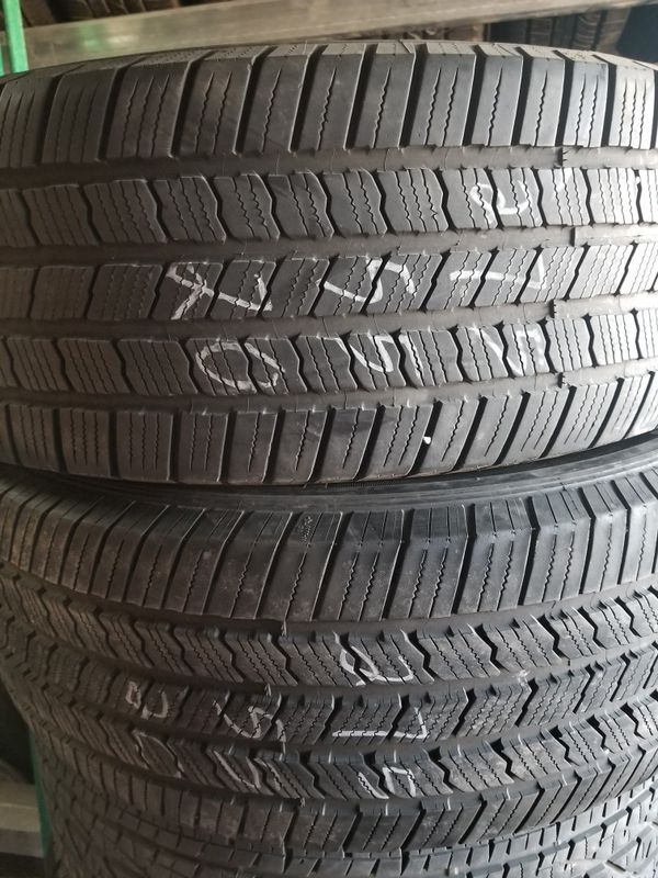 Tire Places Open On Sunday >> Set Tires 275 55 20 85 Of Life 180 Dlls Already Installed For Sale