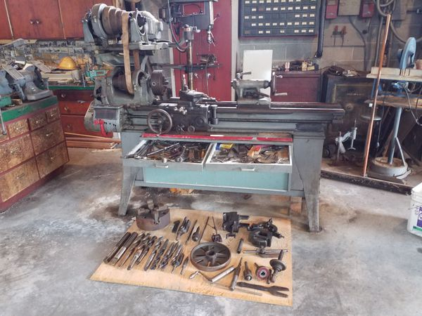 1929 South Bend metal lathe for Sale in Renton, WA - OfferUp