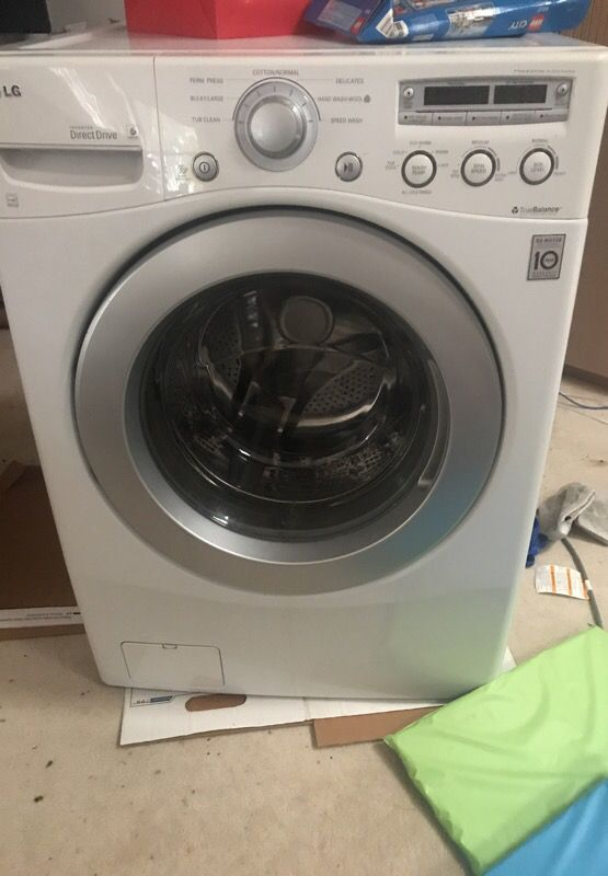 LG Front Loading Washer For Sale In Boca Raton, FL