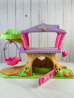 Fischer-Price Little People Treehouse Playhouse for Small Toys Game Thumbnail