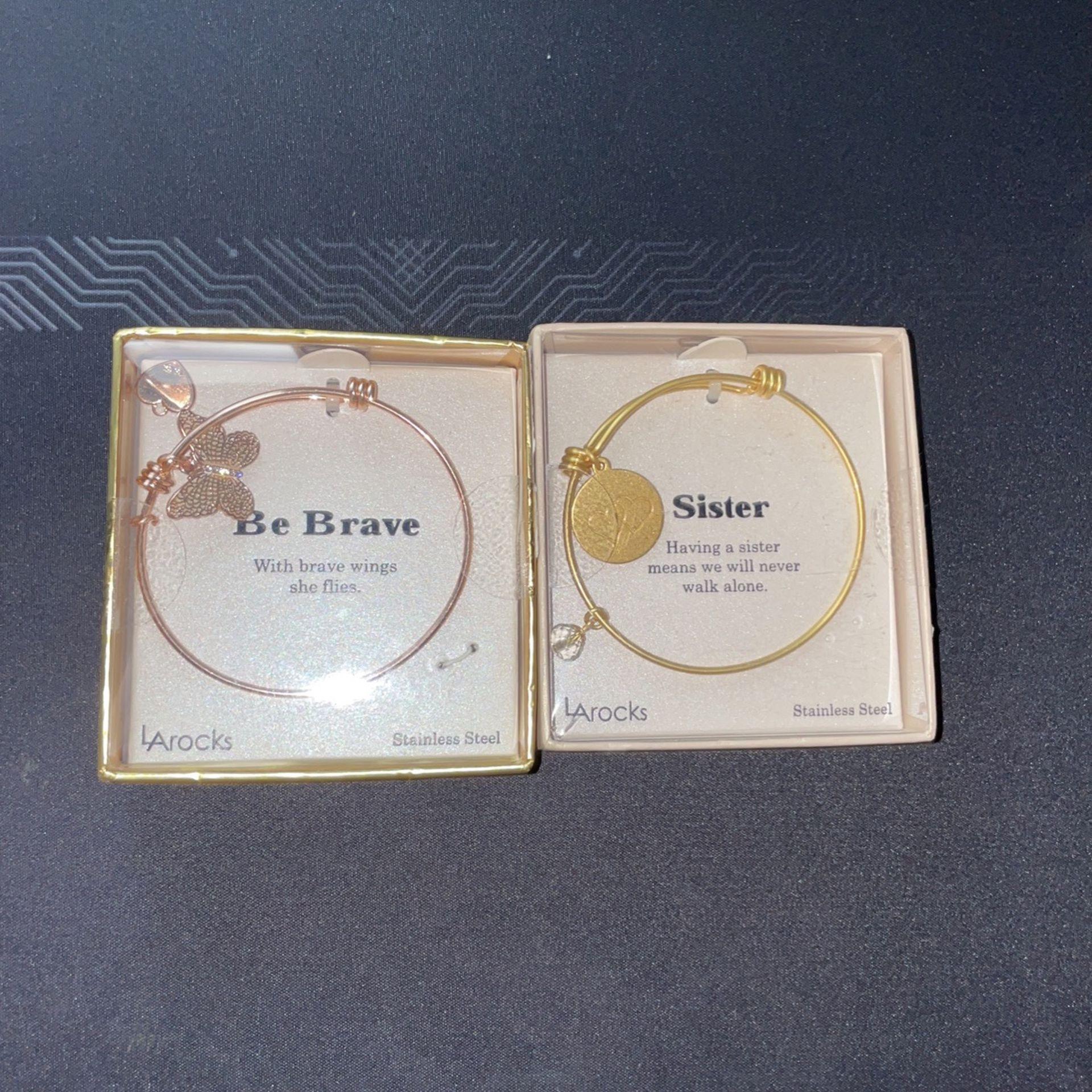 2 Piece Bracelet