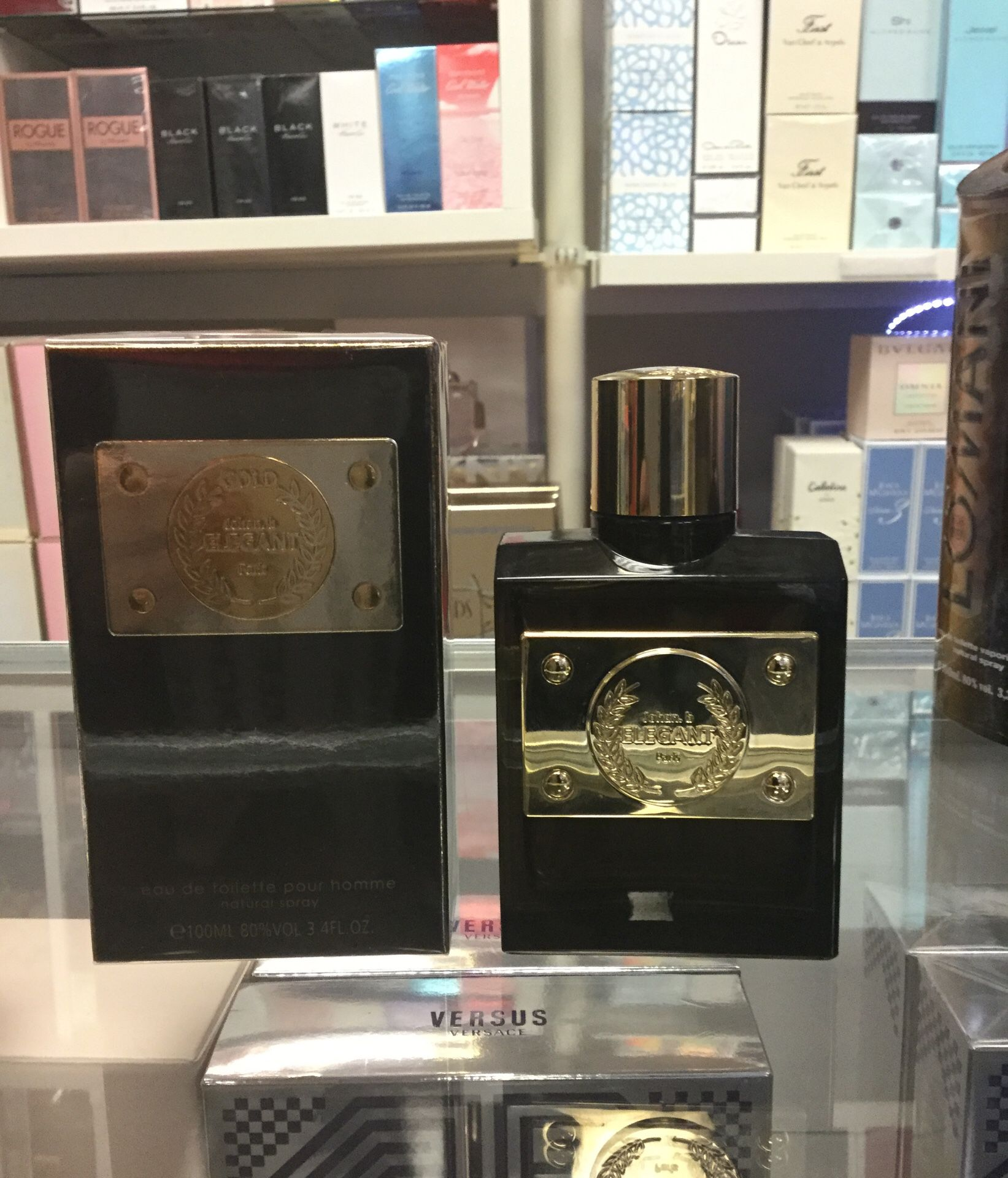 Gold Elegant by John B. Elegant for men 3.4 oz - 4 for $100 - mix and match- limited time only
