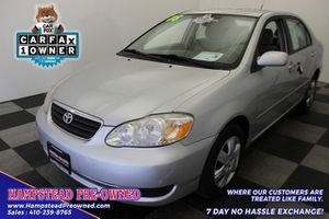 2008 Toyota Corolla for Sale in Frederick, MD