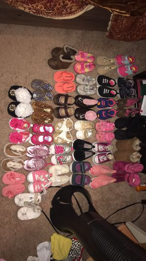 Baby girl clothes and shoes for Sale in Virginia Beach, VA