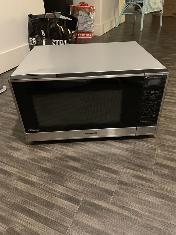 Panasonic Genius 1250w Microwave For Sale In Austin Tx