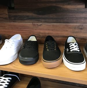 bad42dc6551 Authentic vans men women at Spring Valley Swapmeet open only Saturday Sunday  for Sale in Lemon