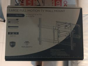 """In box never opened! Full motion Tv mount 37"""" to 70"""" Tv's for Sale in Miami, FL"""