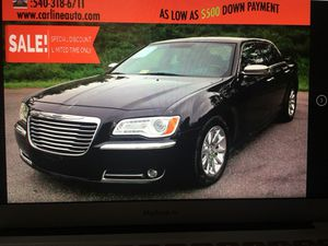 $500 DOWN PAYMENT 2013 CHRYSLER 300 300c for Sale in Washington, DC
