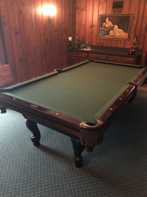 New And Used Pools For Sale In St Louis MO OfferUp - Brunswick richmond pool table