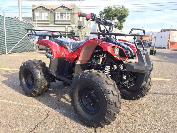 Coolster 125cc XR model atv quad for Sale in Alameda, CA - OfferUp
