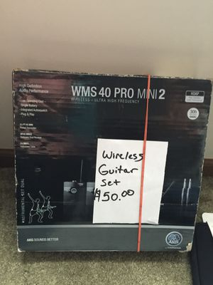 Wireless Guitar Set for Sale in Columbus, OH