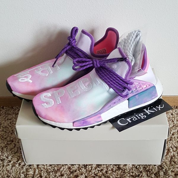 factory authentic 18c33 6a748 Adidas PW Hu NMD Pink Pharrell William Human Race Yeezy for Sale in Federal  Way, WA - OfferUp