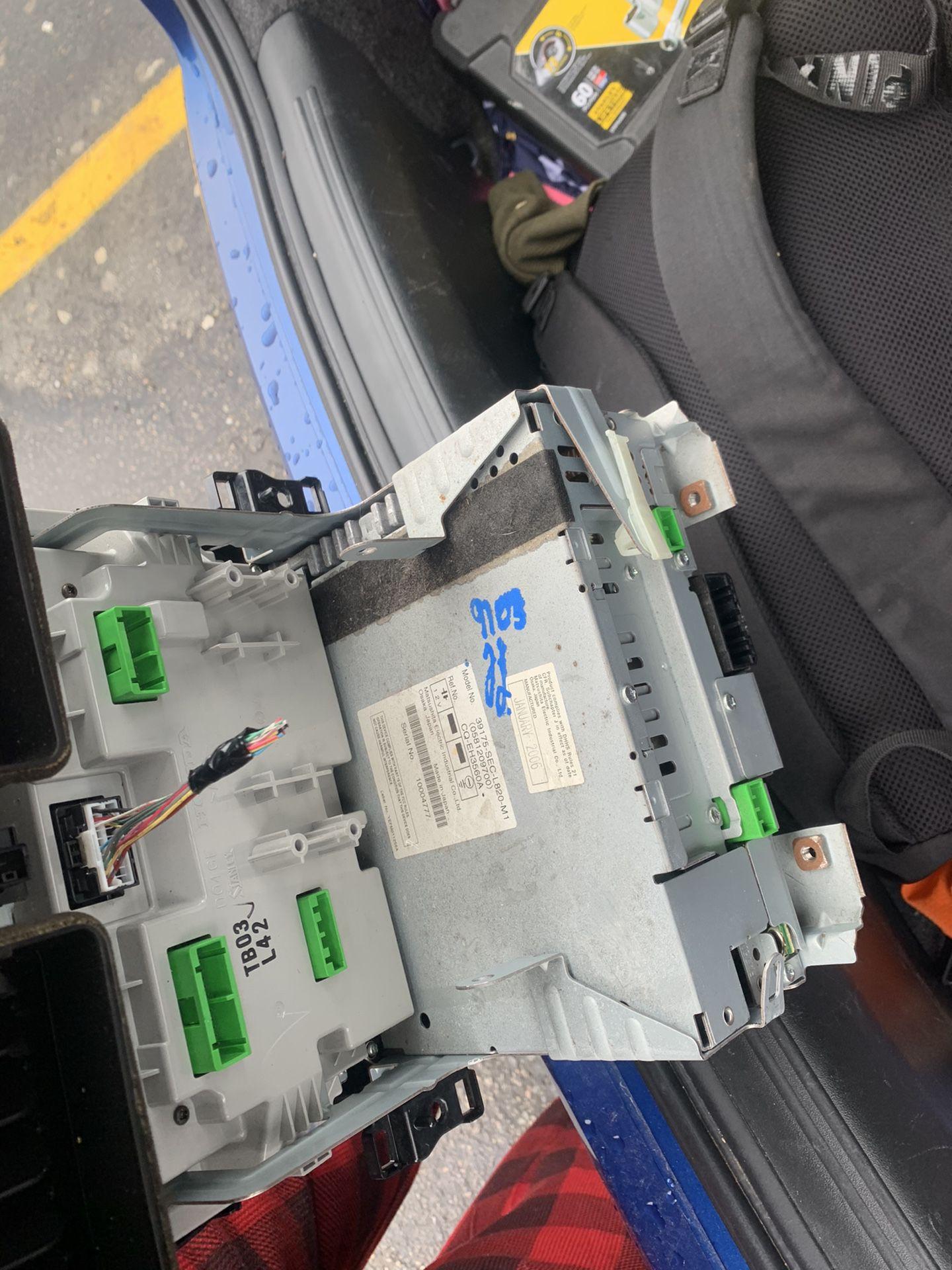 Tsx Navigation System
