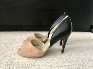 Levity Nude & Black Heels (Work Pumps/Shoes) for Sale in Washington, DC