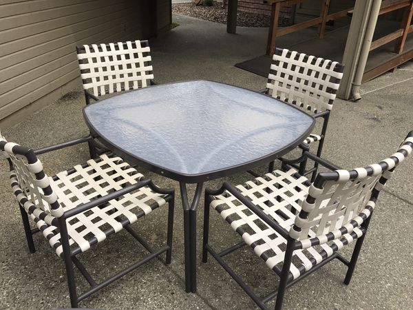 Customized Tropitone Cantina Patio Furniture For Sale In Davis Ca