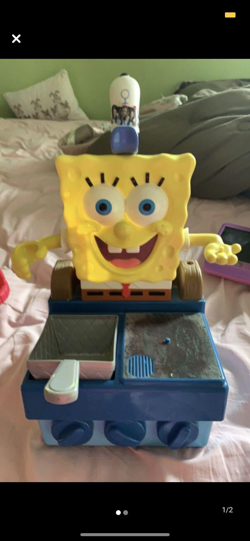 Spongebob fryer