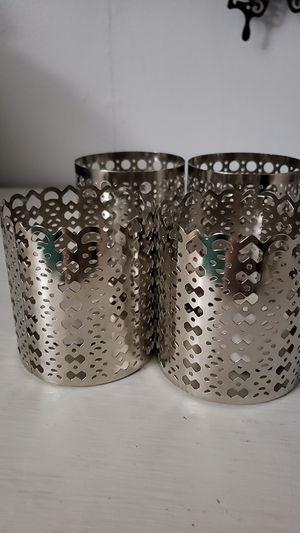 Silver tea lights for Sale in Altavista, VA
