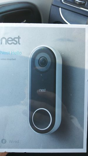 Nest hello video doorbell for Sale in Boston, MA