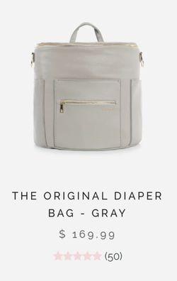 Fawn Diaper Bag Thumbnail
