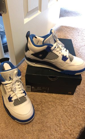Air Jordan 4 retro for Sale in Manassas, VA