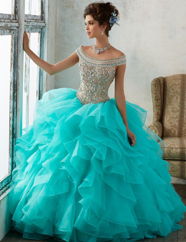 b631d93ece Mori Lee Quinceañera dress for Sale in Murphy