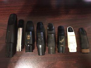 Saxophone & clarinet mouthpiece / vintage, alto, tenor, bariton for Sale in Flower Mound, TX