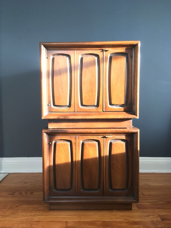 Rare Mid Century Broyhill Emphasis End Tables Louisville Ky