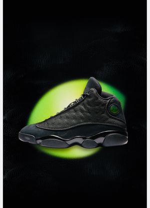 Air Jordan Black Cat 13's Size 8.5 for Sale in Greensburg, PA