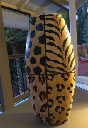Leopard Print Letters For Sale In Lynnwood Wa Offerup