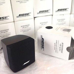 Bose single cube lautsprecher