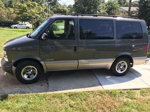 2002 chevy astro awd for Sale in Silver Spring, MD