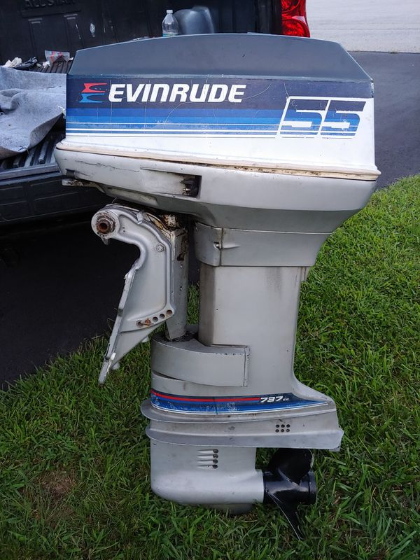 1979 55hp evinrude outboard/ parts only for Sale in Seabrook, NH - OfferUp