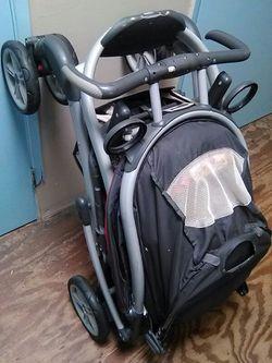 Graco 2 seat stroller Thumbnail