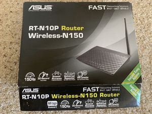 New and Used Asus router for Sale in San Mateo, CA - OfferUp